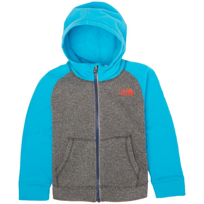 The North Face - Glacier Full-Zip Hoodie - Toddler Boys'
