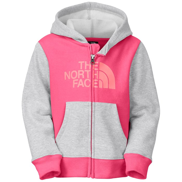 0fcd684e The North Face - Logowear Full-Zip Hoodie - Toddlers' ...
