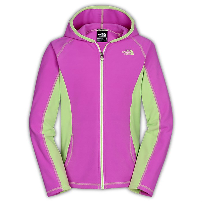 The North Face - Glacier Full-Zip Hoodie - Toddler Girls'