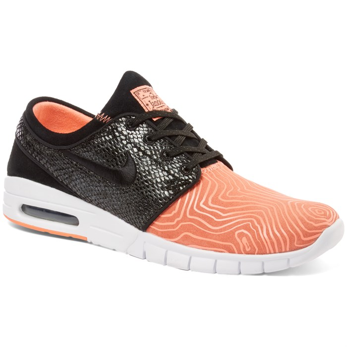nike sb x premier janoski max qs fish ladder shoe evo outlet