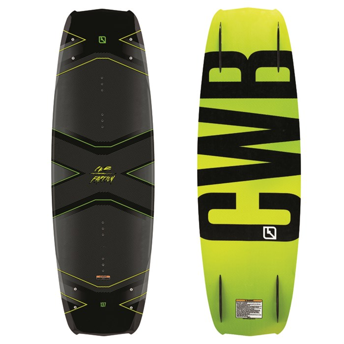 CWB - Faction Wakeboard 2016
