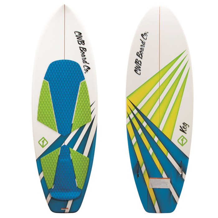 CWB - Keg Wakesurf Board 2016