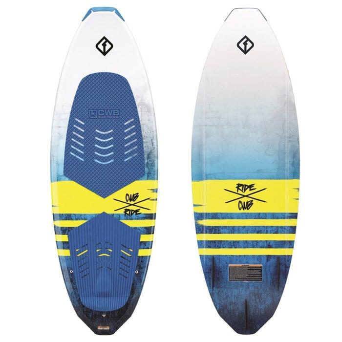 CWB Ride Wakesurf Board w/ Surf Rope 2016 | evo
