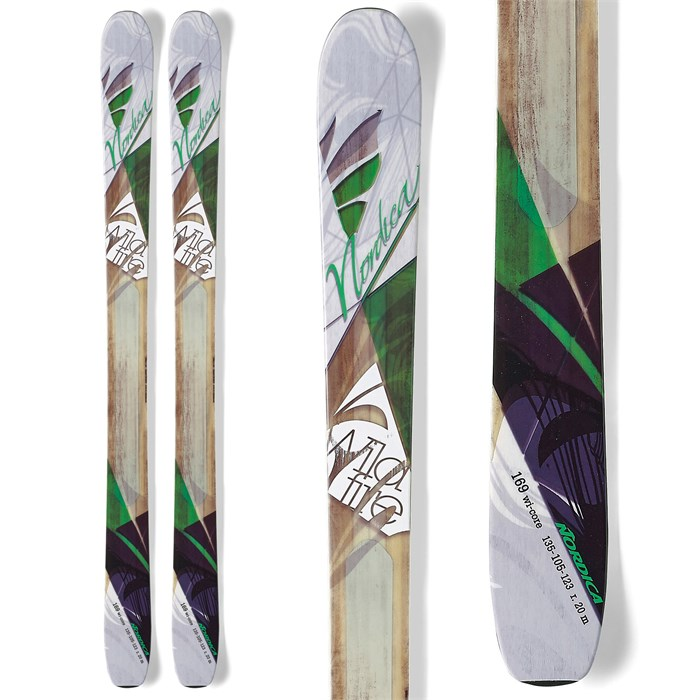 Nordica - Wildfire Skis - Women's 2015