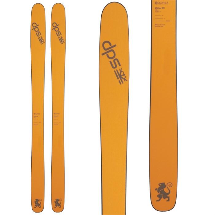 DPS - Wailer 99 Pure3 Skis 2017