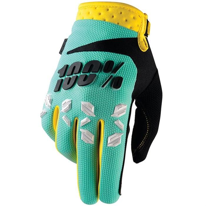 100 Airmatic Bike Gloves Evo