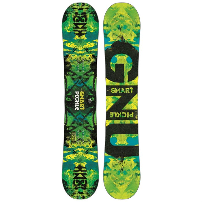 GNU - Smart Pickle PBTX Snowboard - Blem 2016