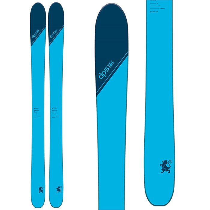 DPS - Wailer T106 C2 Skis 2020
