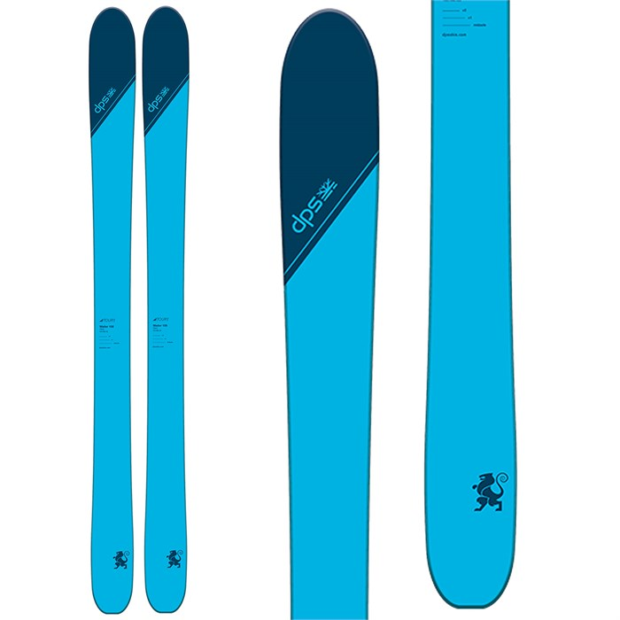 DPS - Wailer 106 Tour1 Skis 2018