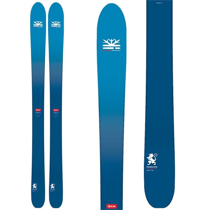 DPS - Wailer 106 Foundation Skis 2018