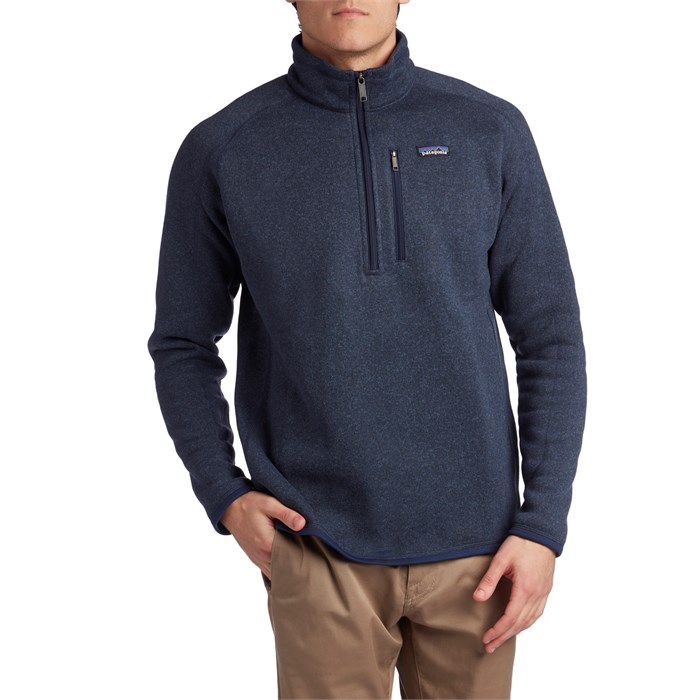 Patagonia - Better Sweater® 1/4 Zip Pullover Fleece