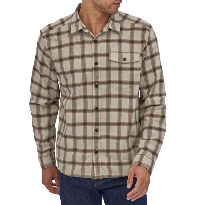 Patagonia - Lightweight Fjord Flannel