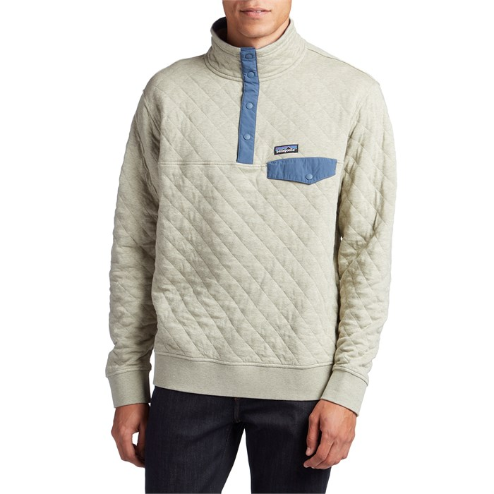Patagonia Cotton Quilt Snap T 174 Pullover Evo