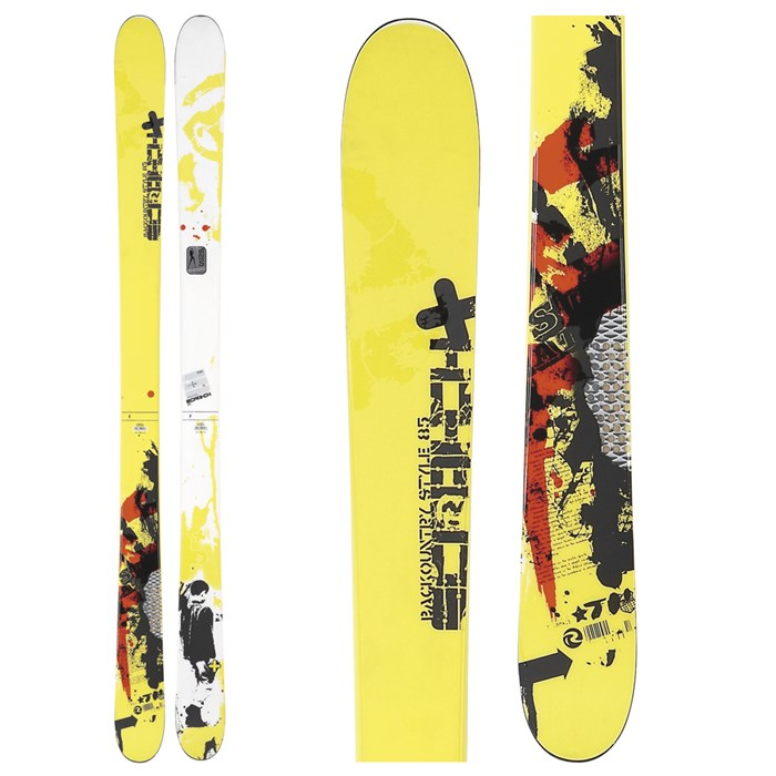 rossignol scratch bc wrs skis 2007 evo outlet. Black Bedroom Furniture Sets. Home Design Ideas
