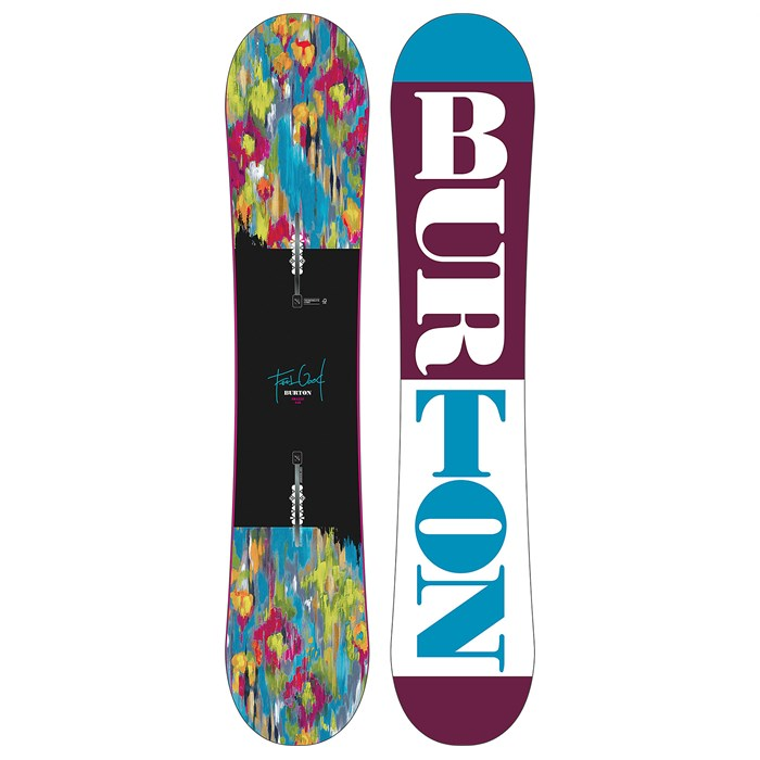 Burton - Feelgood Smalls Snowboard - Blem - Girls' 2016