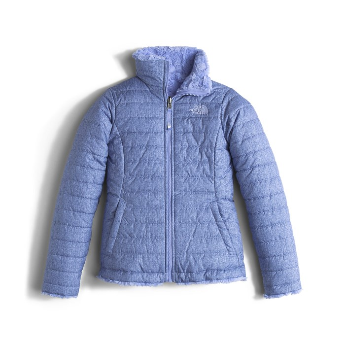 The North Face - Reversible Mossbud Swirl Jacket - Girls'