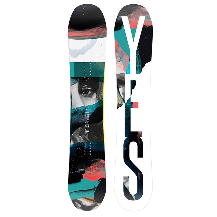 Yes. - Hel Yes Snowboard - Women's 2016