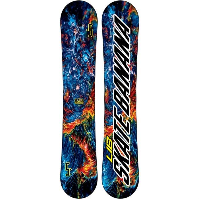 Lib Tech - Skate Banana BTX Snowboard - Blem 2016