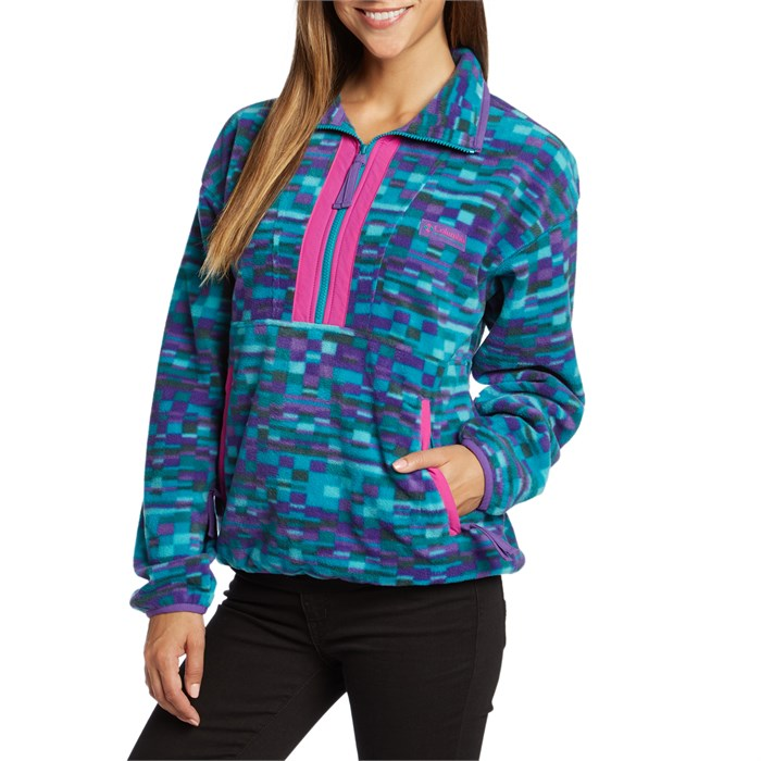 Columbia CSC Originals Fleece Pullover Jacket Women