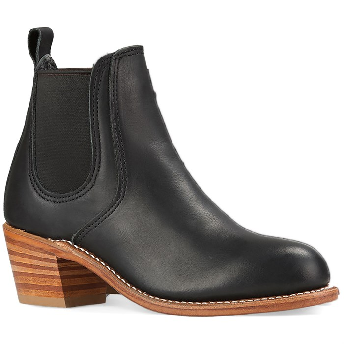 red wing black single women Red wing shoes carries a full line of work boots for all industries and work sites red wing boots are safety boots that are comfortable enough for all day wear.