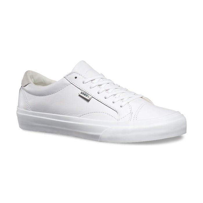 Vans Court Leather Shoes - Women's