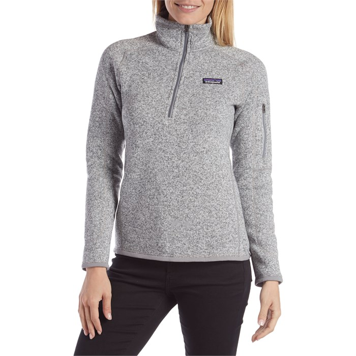Patagonia - Better Sweater® 1/4 Zip Pullover Fleece - Women's