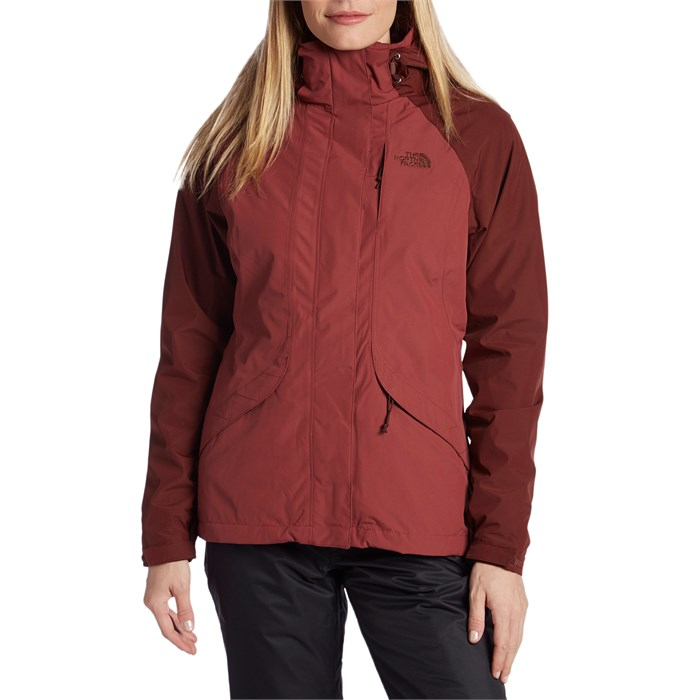 8K0K The North Face Womens Thunder Jacket Comprehensive All Colors