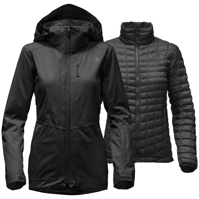 b4ef54a0dc The North Face - ThermoBall™ Snow Triclimate Jacket - Womens .