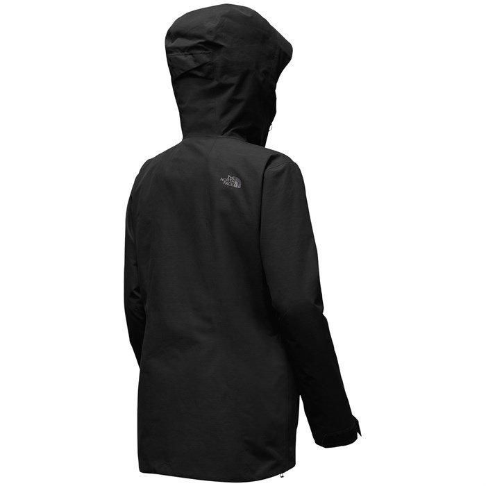 Womens black north face jacket on sale