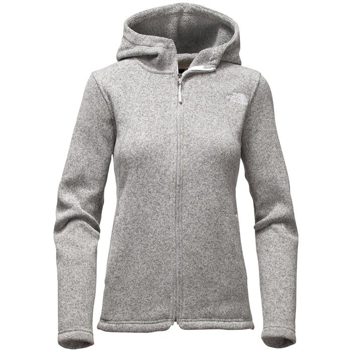 1e28cdbcd4db The North Face - Crescent Full-Zip Hoodie - Women s ...