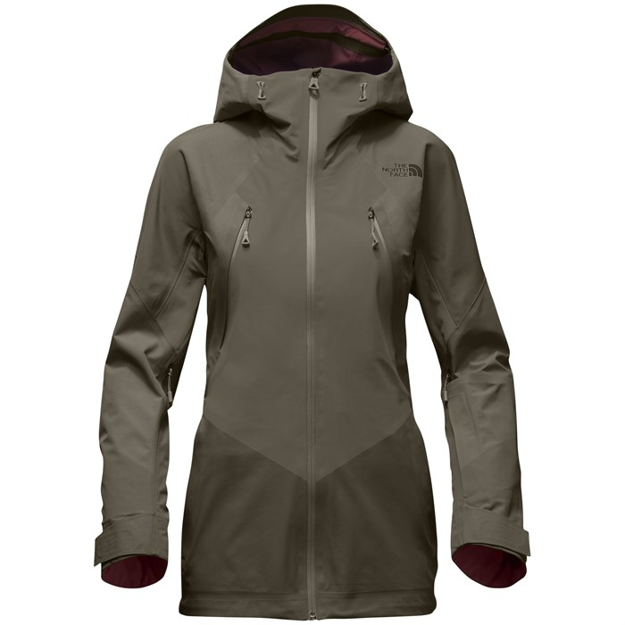 44f11da39 The North Face FuseForm™ Brigandine 3L Jacket - Women's