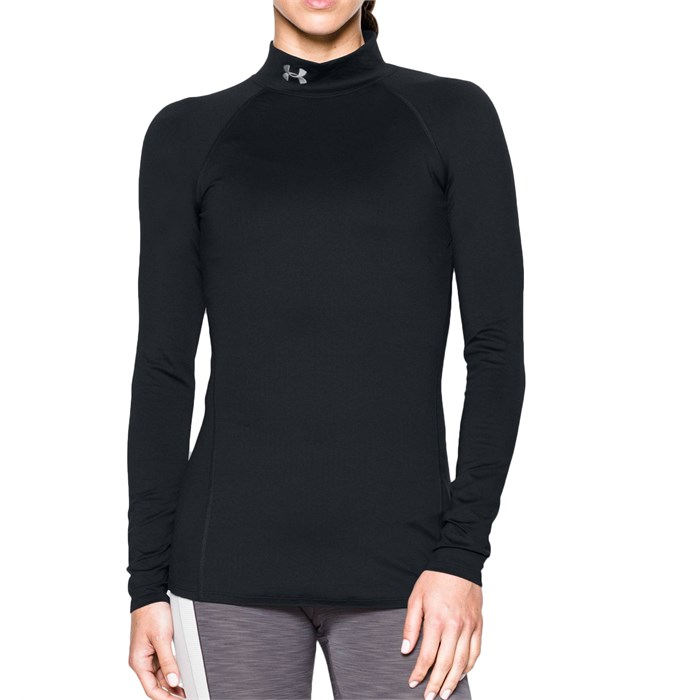 294dc0d9b37f59 Under Armour - Coldgear® Infrared Evo Mock Neck Top - Women's ...