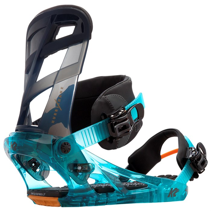 K2 - Hurrithane Snowboard Bindings 2017