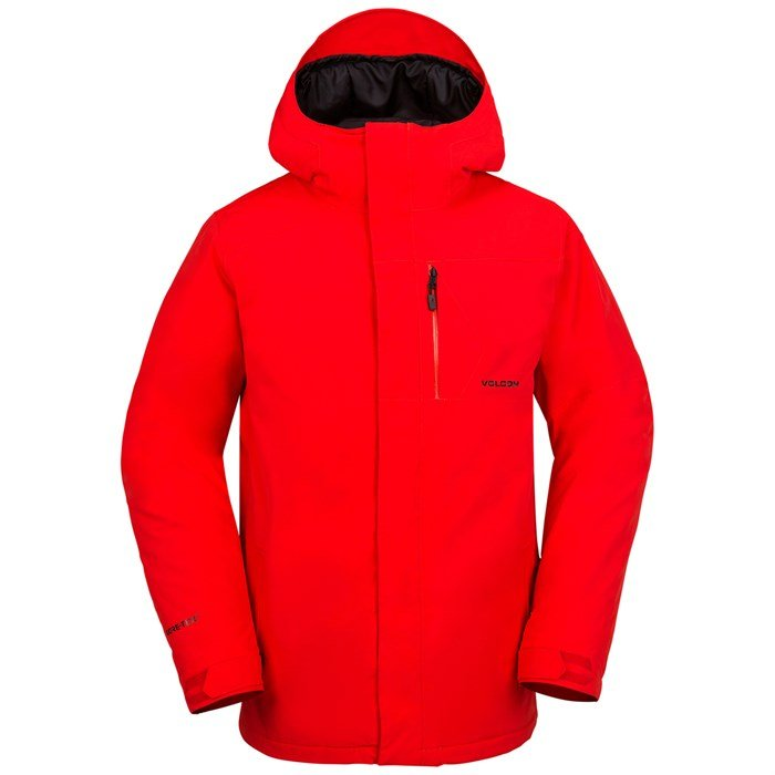Volcom L Insulated Gore Tex 174 Jacket Evo
