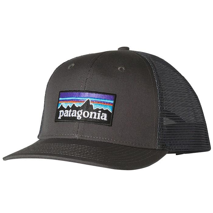 Patagonia - P6 Logo Trucker Hat ... b380650b96ee