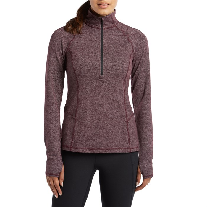 Lucy - Dashing Half-Zip Pullover - Women's