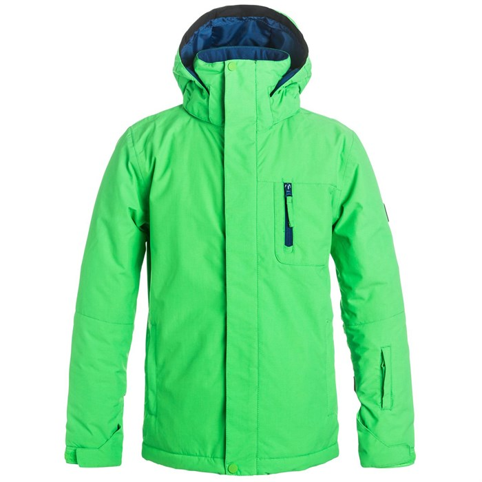 5579687d8 Quiksilver Mission Solid Jacket - Boys
