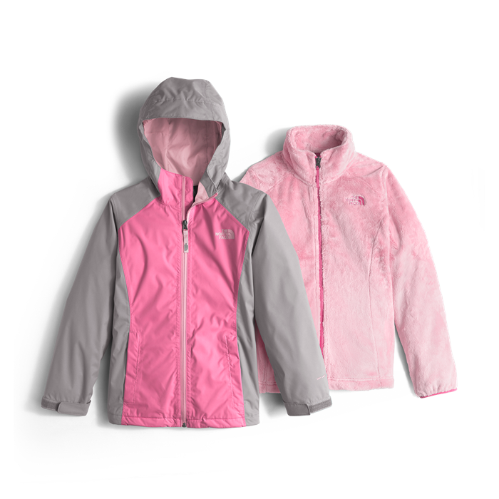 e0d76e765 The North Face - Osolita Triclimate Jacket - Girls' ...