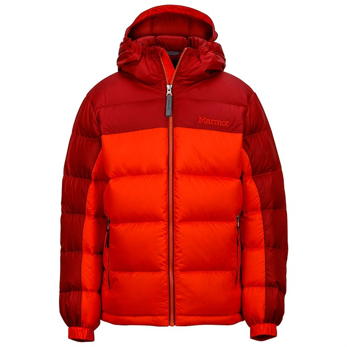 Marmot - Guides Down Hoodie - Big Boys'