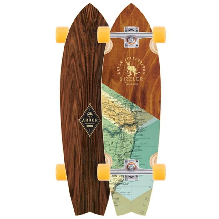 Arbor - Sizzler Premium Longboard Complete