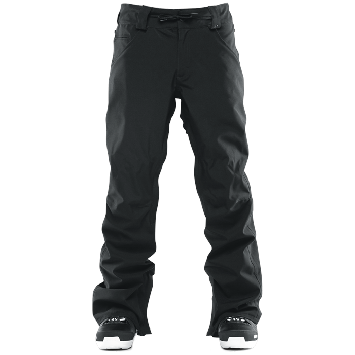WOODERSON PANTS THIRTYTWO thirty-two Mens 2018 Snowboard Snow Carbon