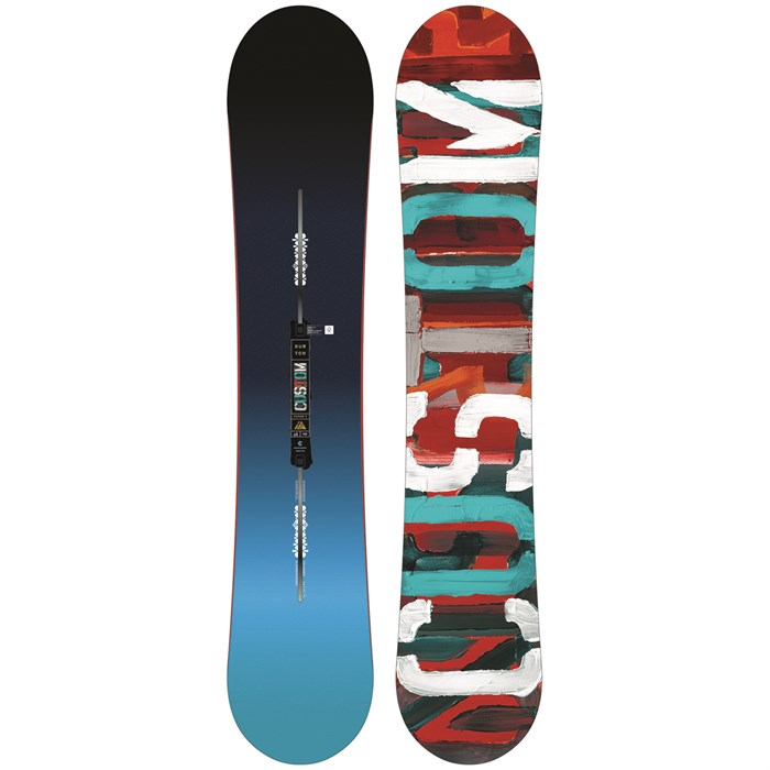 Burton - Custom Flying V Snowboard 2017