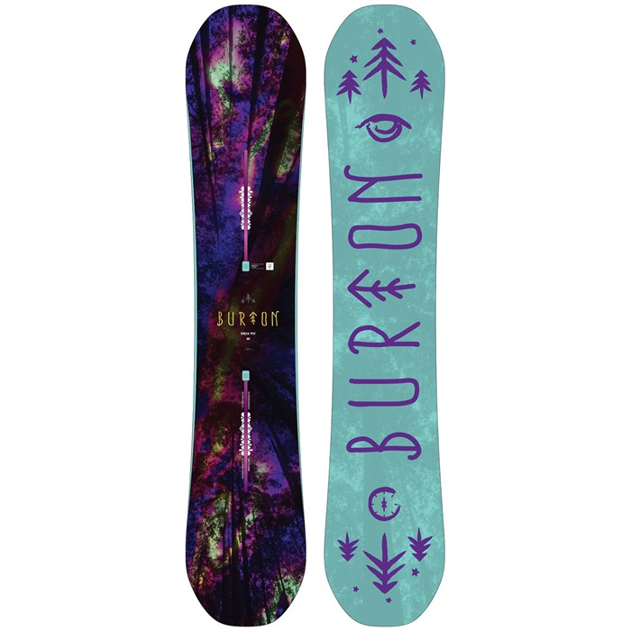 Burton - Deja Vu Flying V Snowboard - Women's 2017