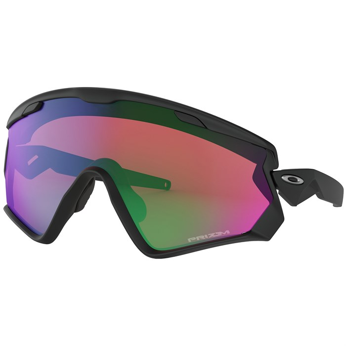 Oakley - Wind Jacket 2.0 Sunglasses