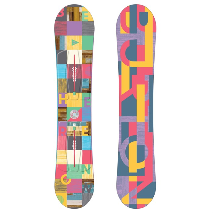 Burton - Feather Snowboard - Women's 2017