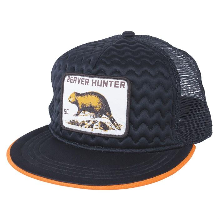 Spacecraft Beaver Hunter Trucker Hat Evo