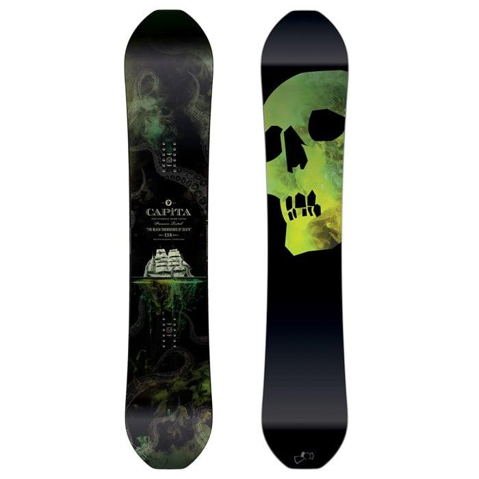 CAPiTA - The Black Snowboard of Death Snowboard 2017