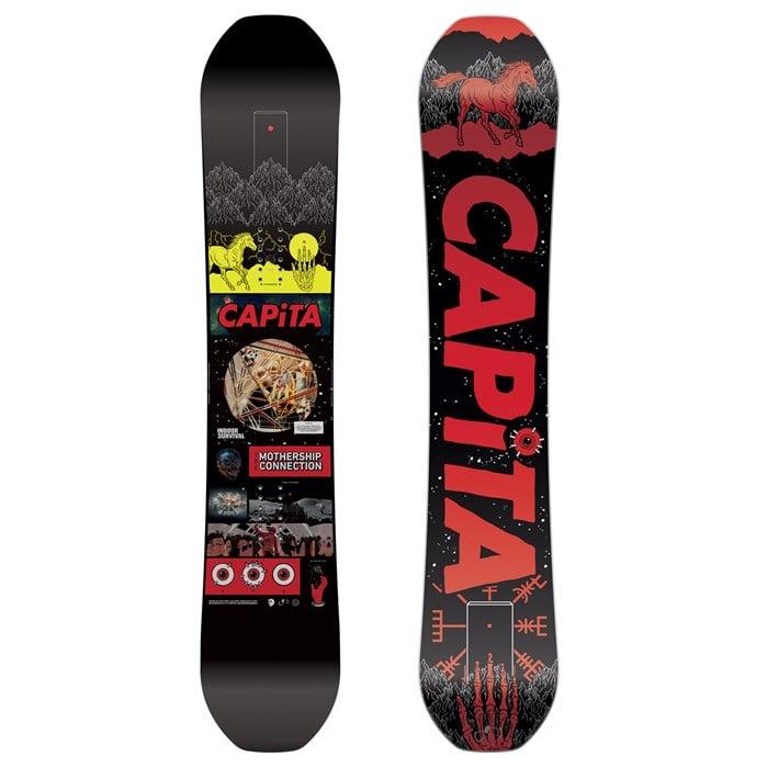 CAPiTA - Indoor Survival Snowboard 2017