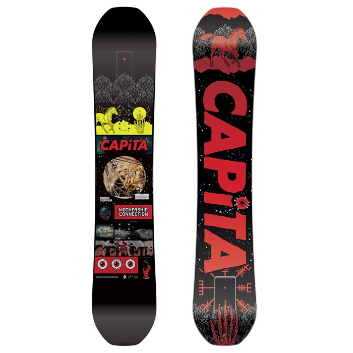 CAPiTA - Indoor Survival Snowboard 2017