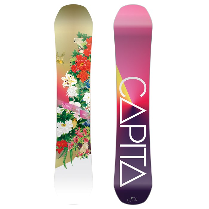 CAPiTA - Birds of A Feather Snowboard - Women's 2017